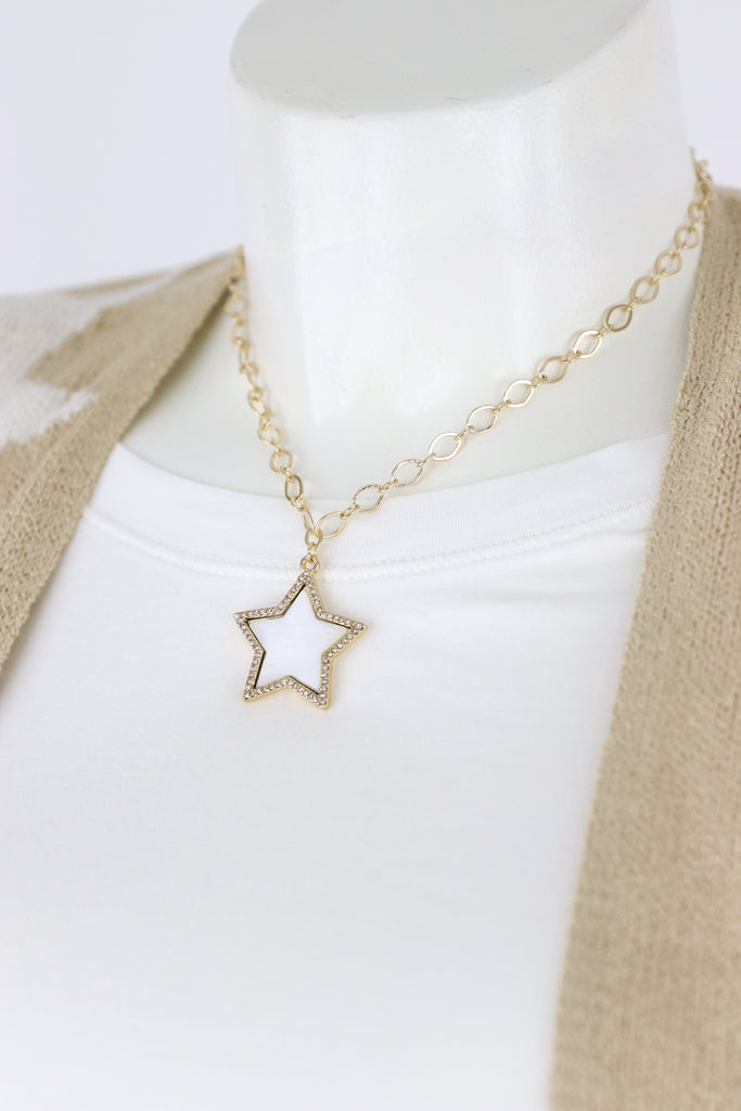 Star Shell Choker