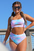 RESTOCK: Walk The Shoreline Tie Dye Bikini BOTTOM