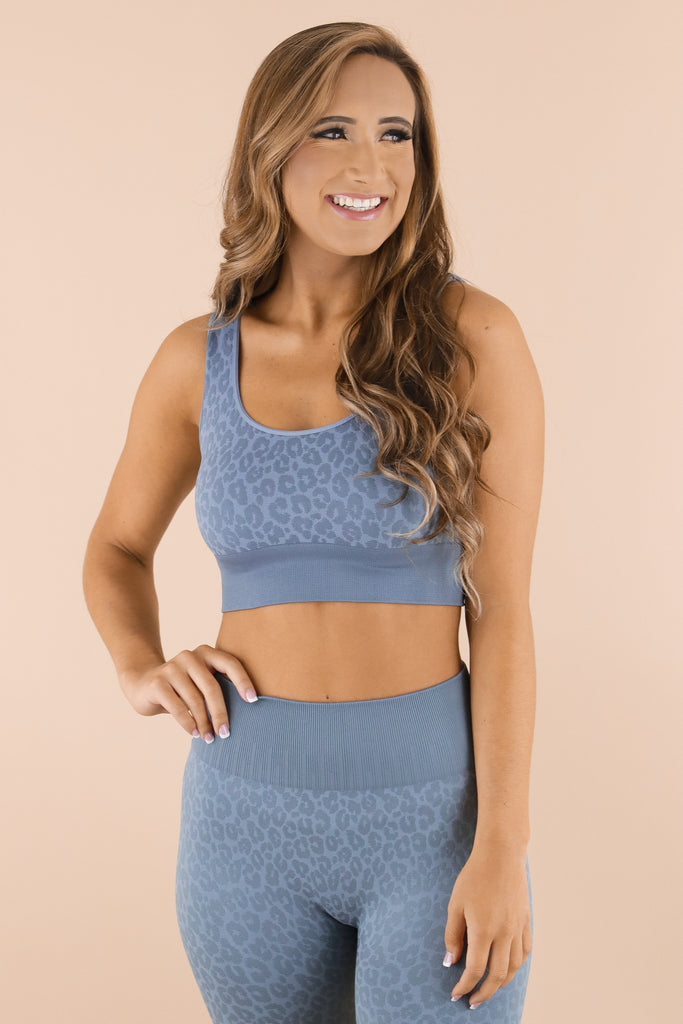 A Chill Day Seamless Sports Bra