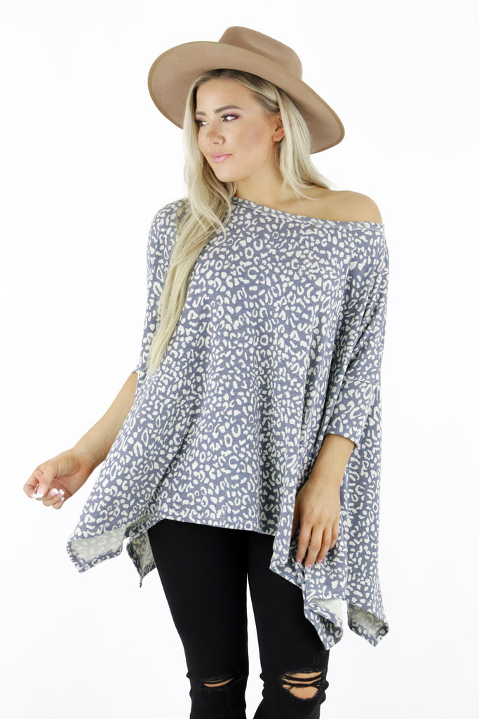 My Inspiration Leopard Tunic