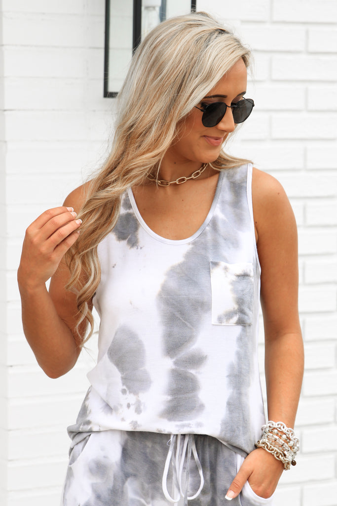 Moments To Remember Tie Dye Top