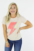 Lightning Bolt Graphic Tee
