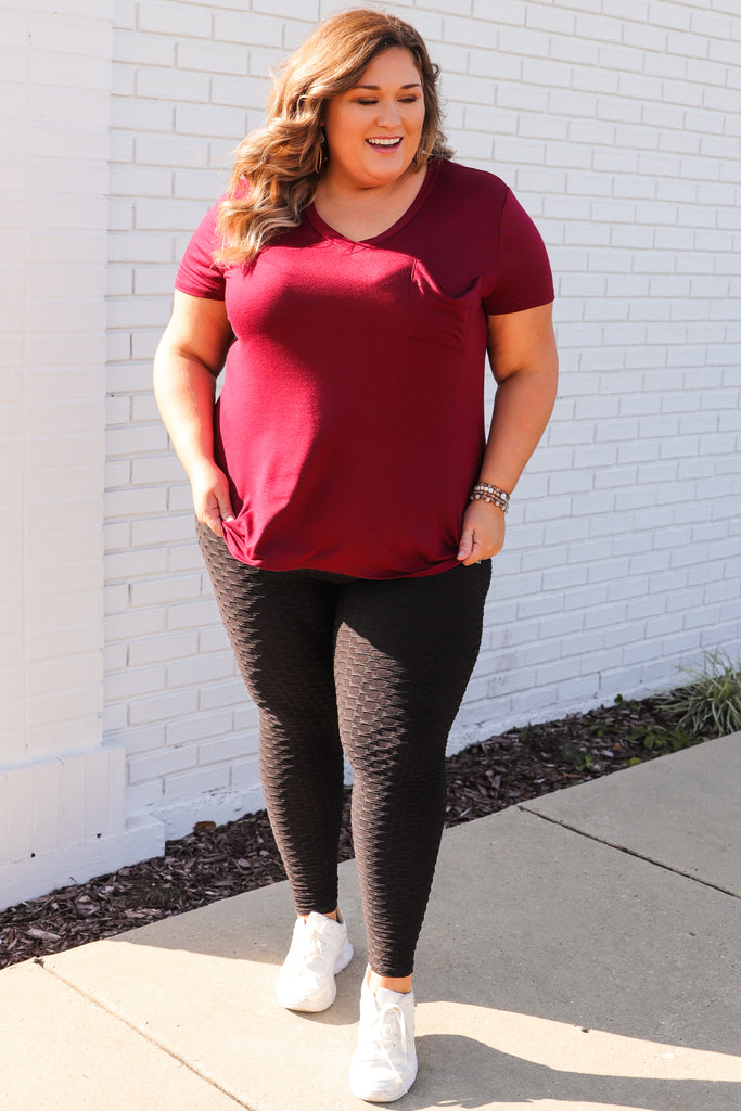CURVY: Catching Up With You Top