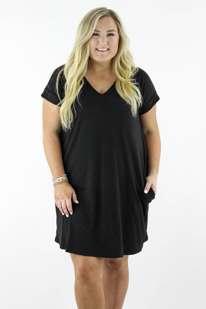 RESTOCK: CURVY: When I Run To You Dress