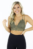 Ease Your Mind Lace Bralette