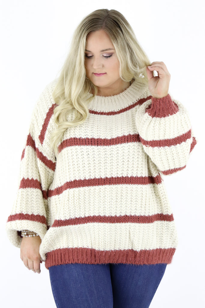 CURVY: A Perfect Masterpiece Sweater