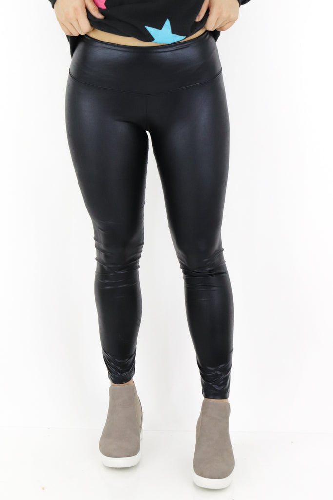 Walk Through The Night Leggings