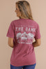 """The Game"" Mississippi State Comfort Color T-Shirt"