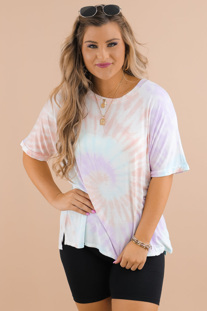 Dream All Day Tie Dye Top