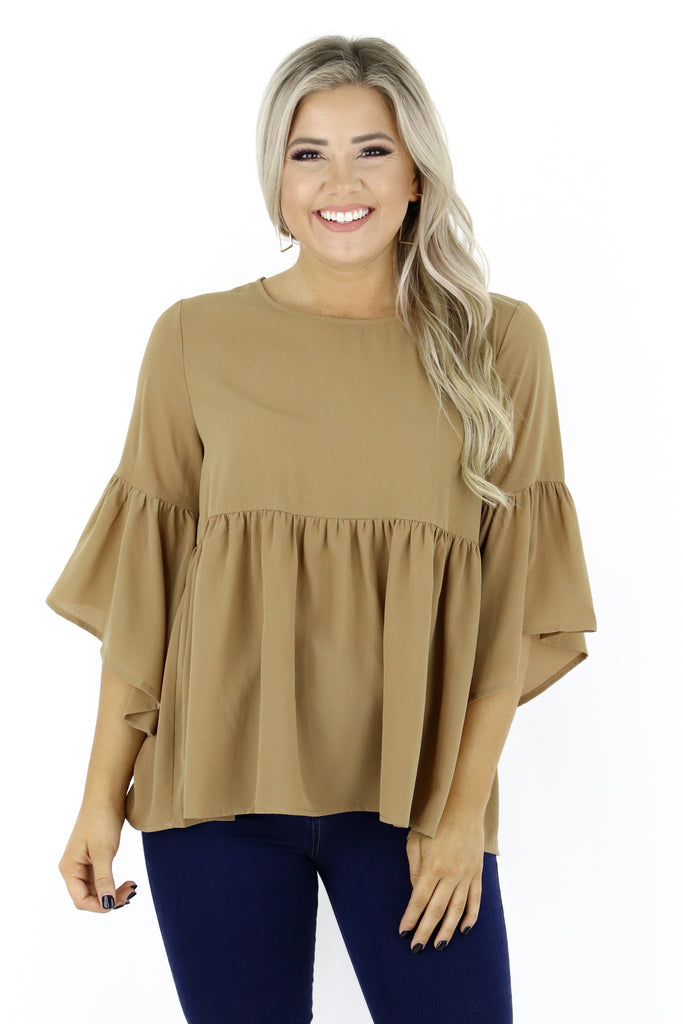 Complete The Look Blouse