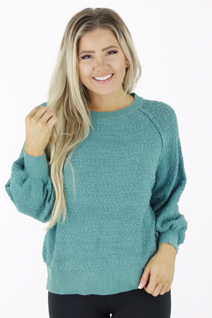 Primary Pick Knit Pullover