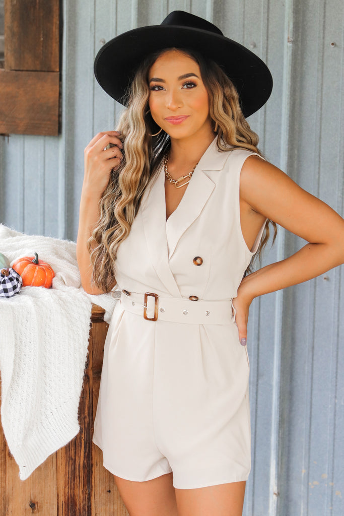 Darling Destinations Romper