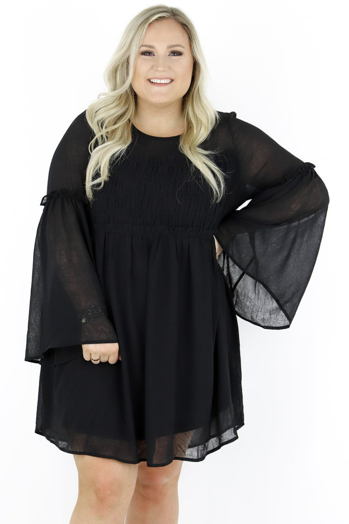 CURVY: Pure Fascination Dress