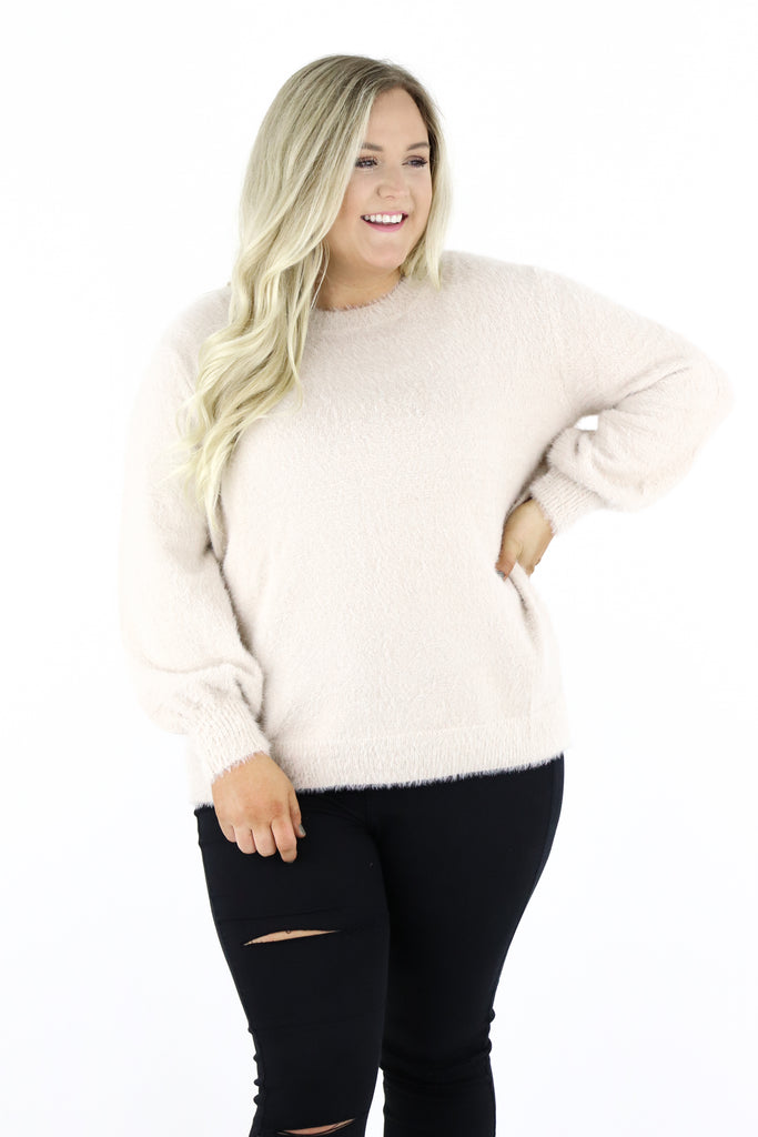 CURVY: Sure Feels Good Sweater