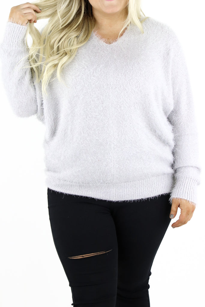 CURVY: Feel My Love Sweater
