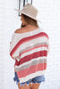 RESTOCK: Ahead Of Myself Striped Sweater