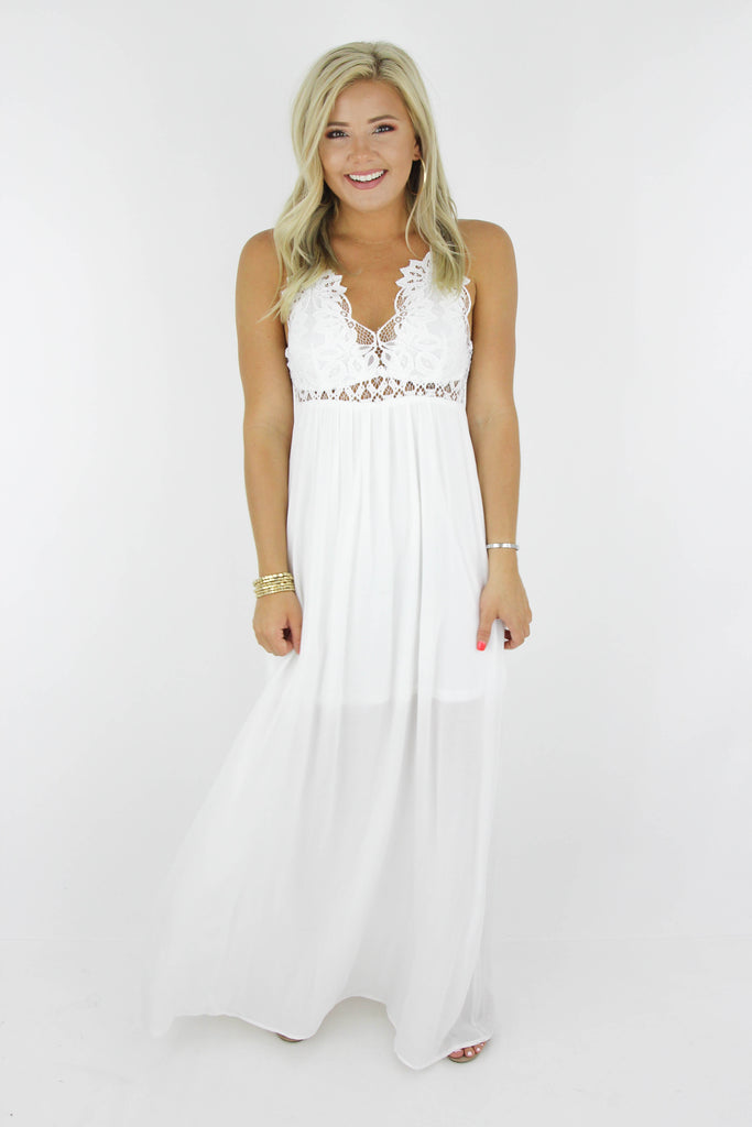 Out Of Love Maxi Dress