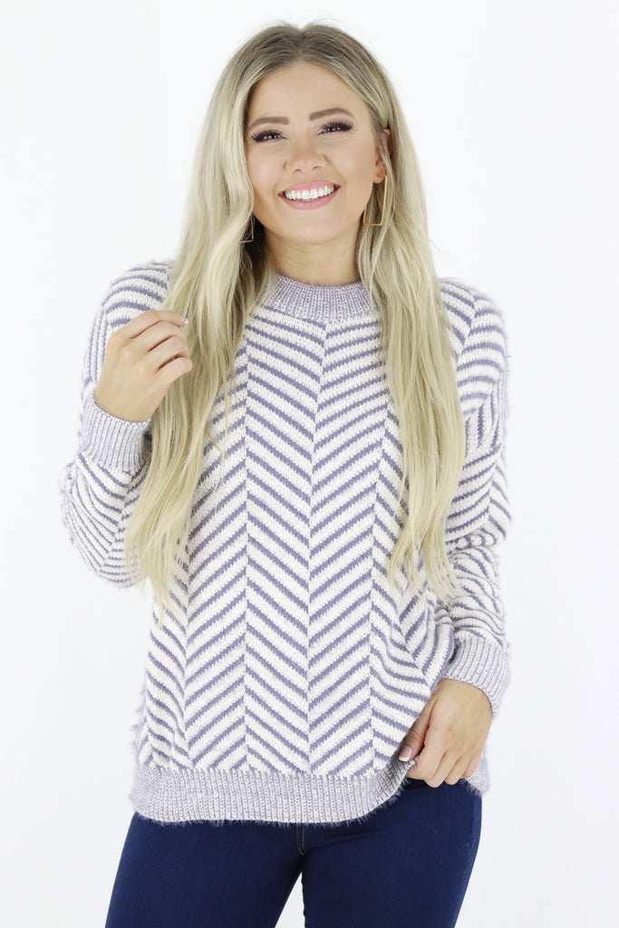 Total Softie Knit Pullover