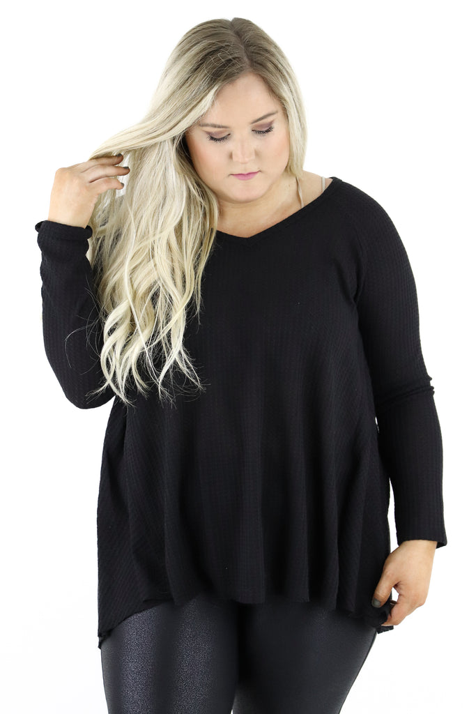 CURVY: Living For The Day Top