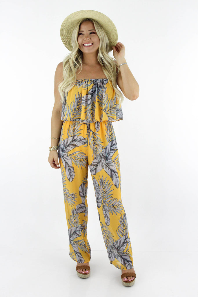 You Own The World Jumpsuit