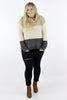 CURVY: Season Greetings Chenille Sweater