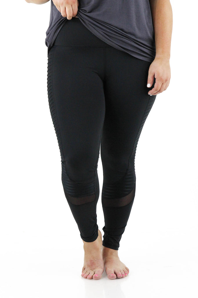 CURVY: You Gotta Do This Leggings