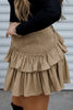 City Of Dreams Smocked Skirt