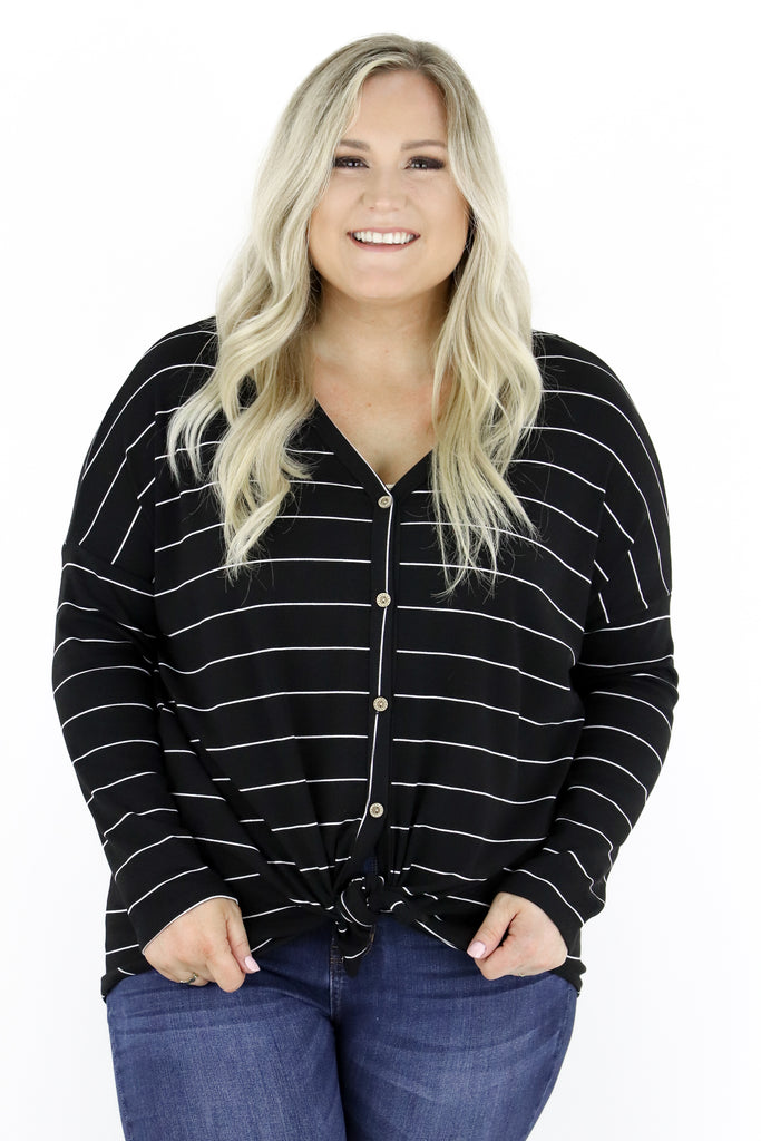 CURVY: All For Comfort Top