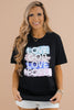 Love God Love People Graphic Top