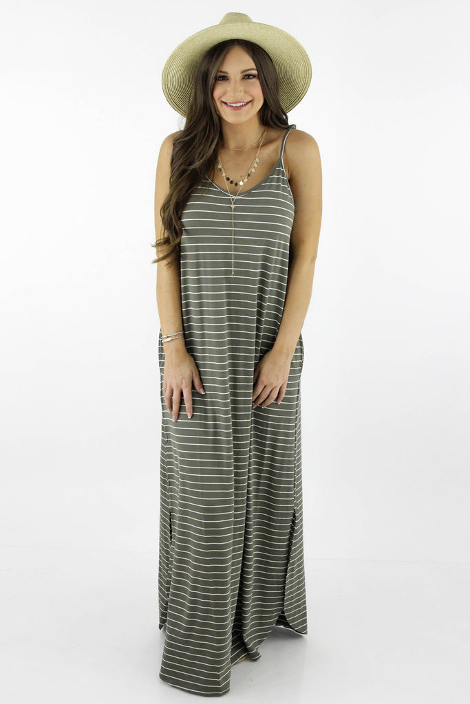 Hey Gorgeous Maxi Dress