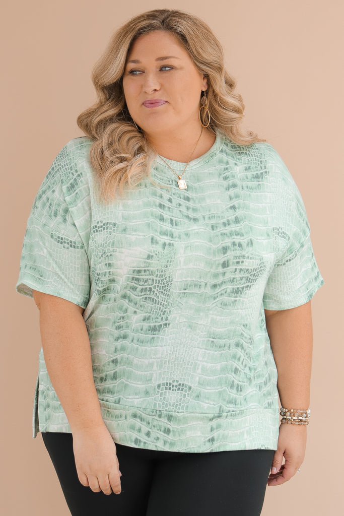 CURVY: The Lover In Me Top