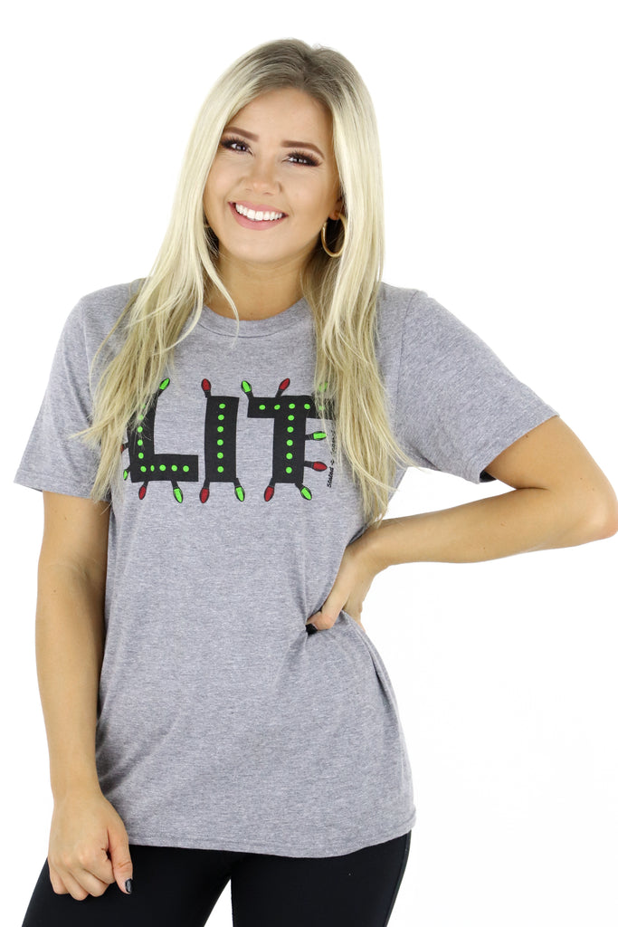 LIT Graphic Tee