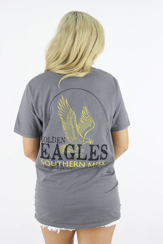 USM Eagle Oval T-Shirt