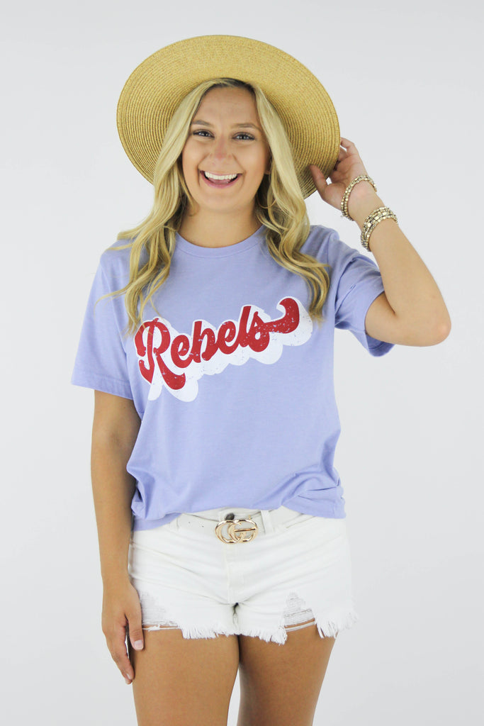 Rebels Graphic Tee