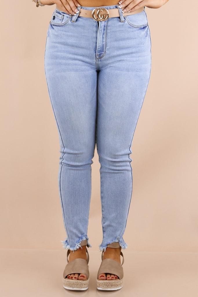 Planned For This High Rise Skinny Jeans