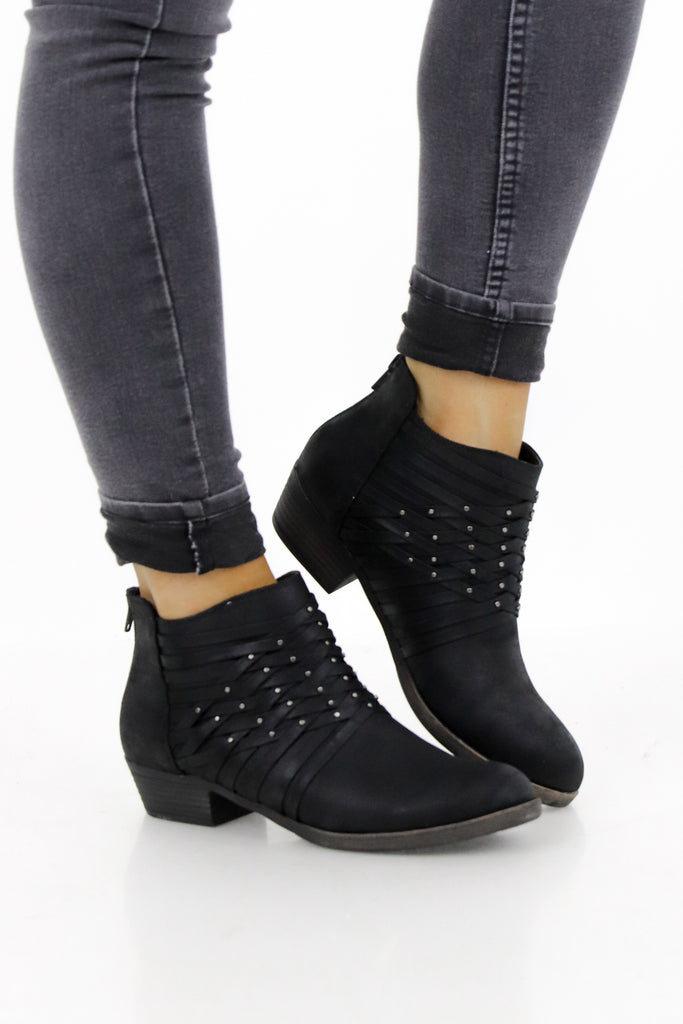 Always In The Night Booties