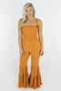 Can't Forget You Smocked Jumpsuit