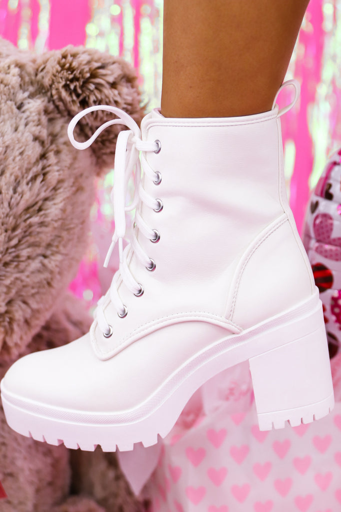 RESTOCK: Break A Promise Platform Booties