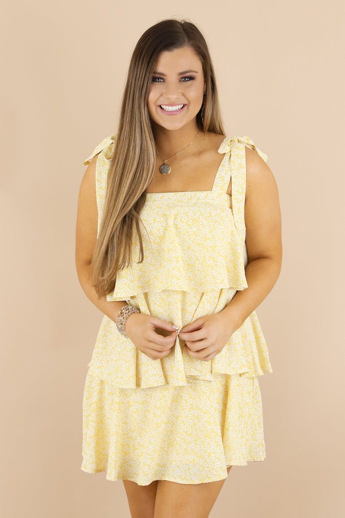 Soul Of Sunshine Dress