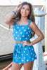 The Good Days Polka Dot Two Piece Set