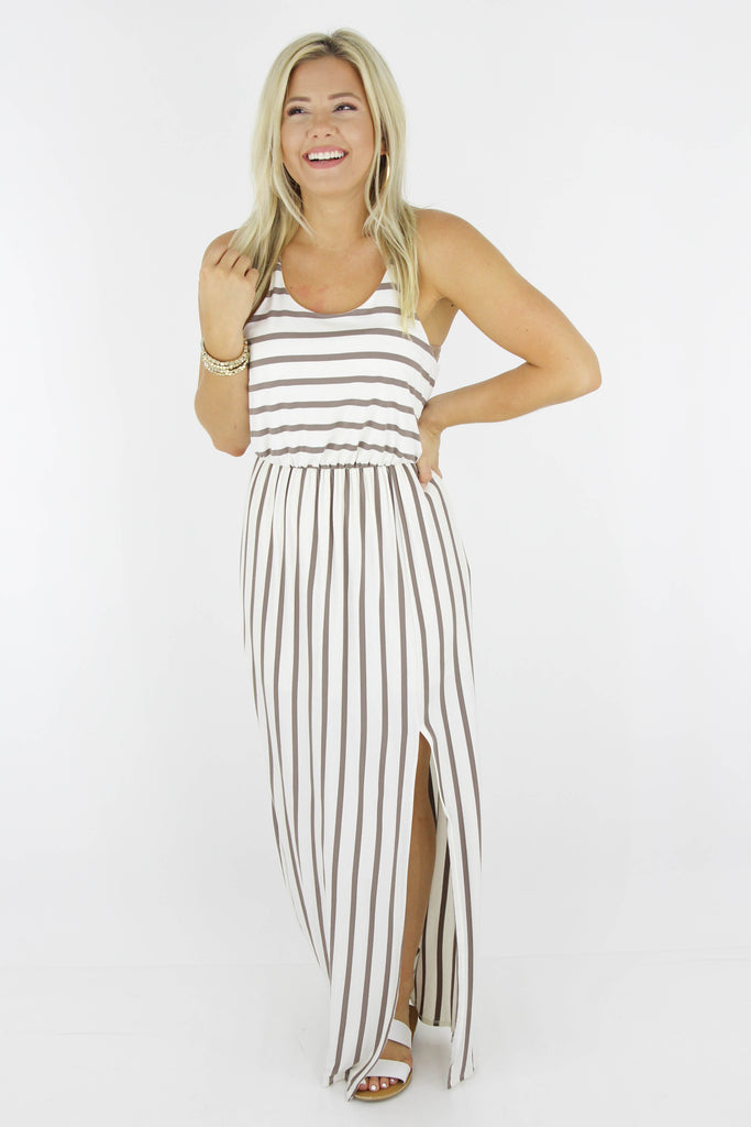Came To Your City Maxi Dress