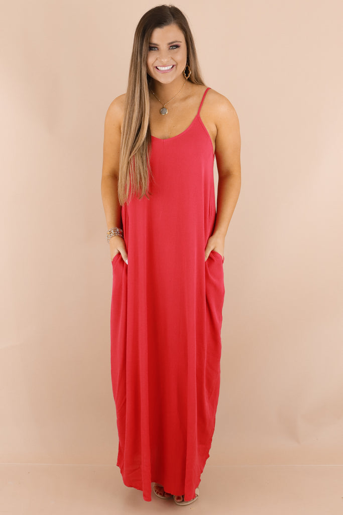 Ticket To Paradise Maxi Dress