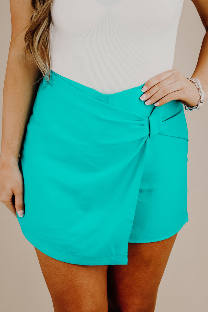 Stuck On Love Skort