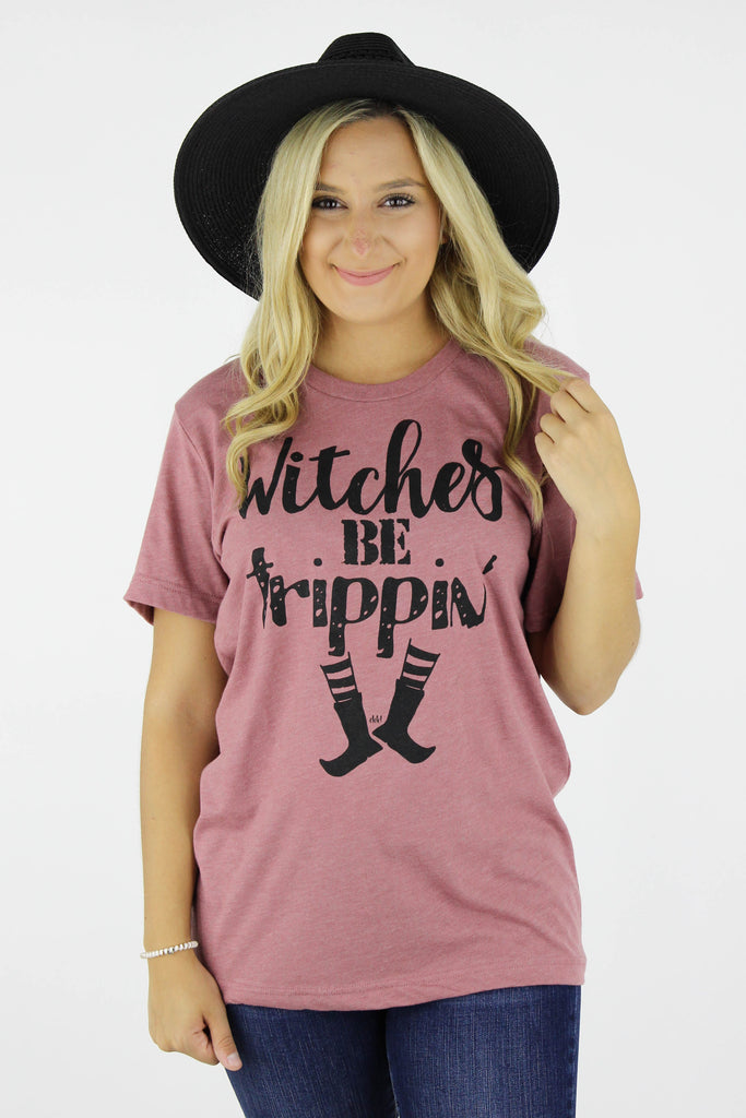RESTOCK: Witches Be Trippin' Graphic Tee
