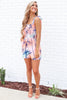 Back In Bloom Printed Romper