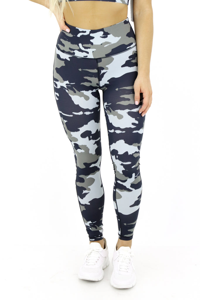 Lost In The Jungle Camouflage Leggings