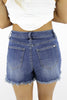 Ups & Downs Denim Shorts