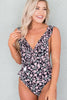Back To The Summer Floral One Piece