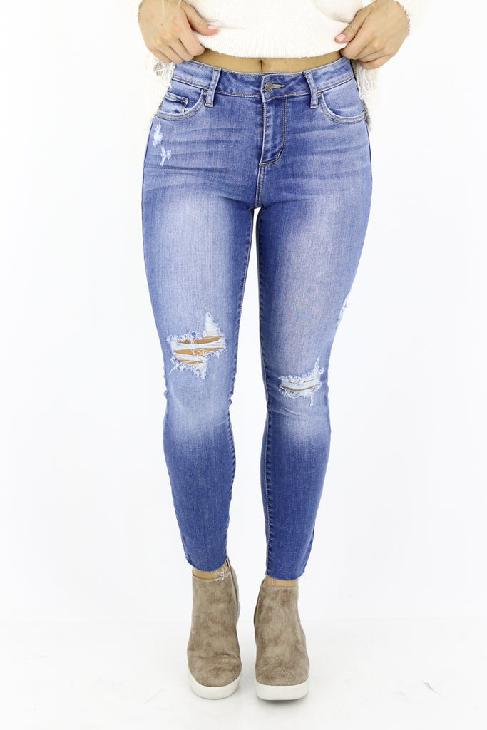 Life Made Easy Crop Skinny