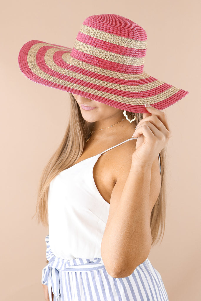 Palm Breeze Sun Hat
